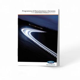 Ford Włoska Książka Serwisowa od 2011