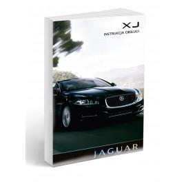 Jaguar XJ Mark IV od 2009+TV+Radio Instrukcja Obsługi