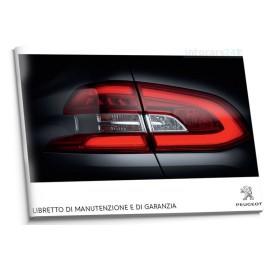 Peugeot Włoska Książka Serwisowa 2013-2014