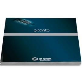 Kia Picanto 2003 - 2011 Nowa Instrukcja Obsługi