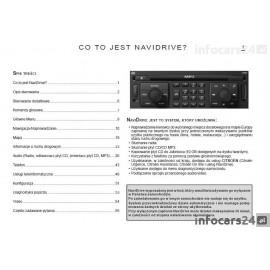 Citroen C8 + Nawigacja + Radio Instrukcja Obsługi
