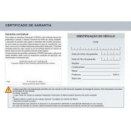 Citroen Portugalska Książka Serwisowa 2010-2012