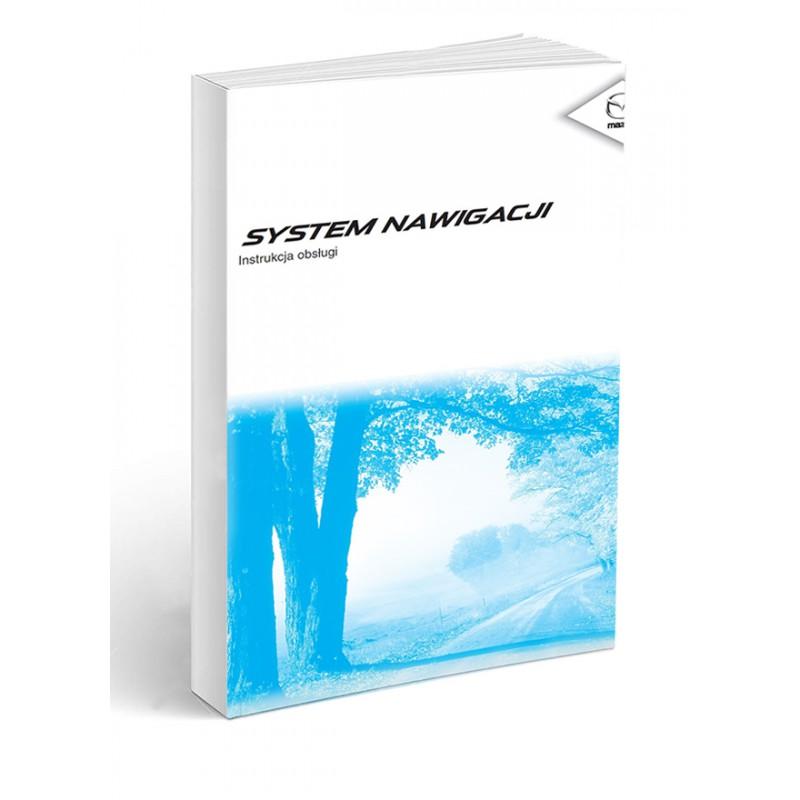 Mazda Nawigacja NASL (SD) od 2015 Instrukcja Obsługi