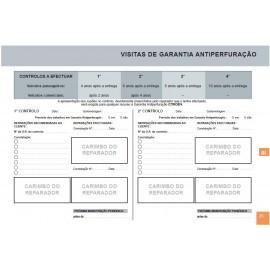 Citroen Portugalska Książka Serwisowa 2013-2014