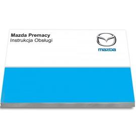 Mazda Premacy 1999-05 +Radio Instrukcja Obsługi