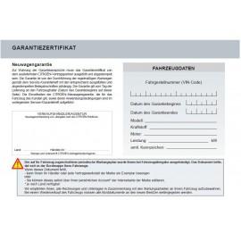 Citroen Niemiecka Książka Serwisowa 2013-2014