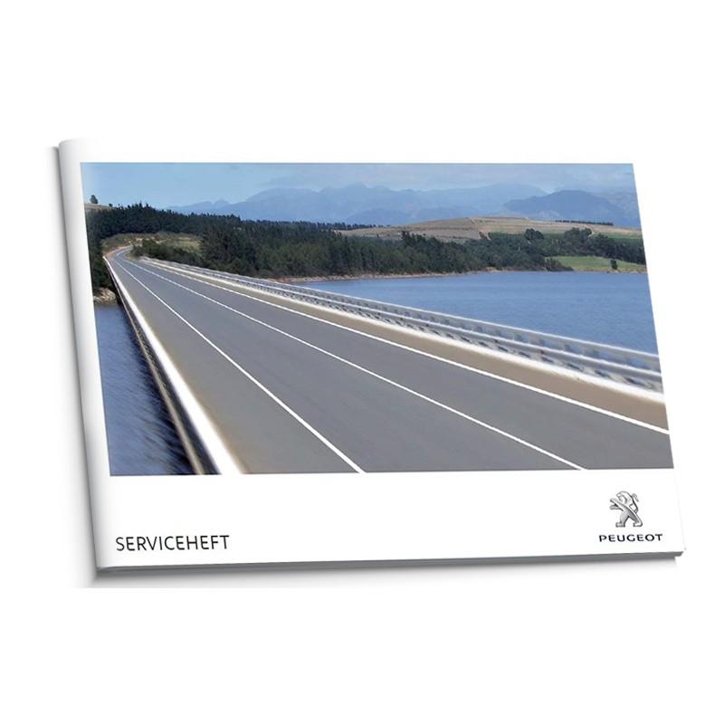 Peugeot Niemiecka Książka Serwisowa 7 Modeli