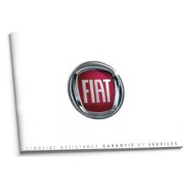 Fiat Czysta Francuska Książka Serwisowa