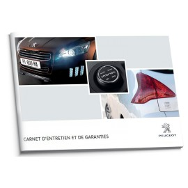 Peugeot Hybrid Hybryda Francuska Książka Serwisowa