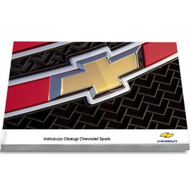 Chevrolet Spark M300 2009-2014 Instrukcja Obsługi