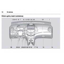 Chevrolet Aveo T300 2011-14 Instrukcja Obsługi