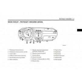 Chevrolet Lacetti Sedan Hatchback Kombi Instrukcja
