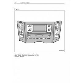Toyota Yaris 2005 - 2010 Nowa Instrukcja Obsługi