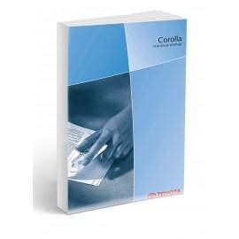 Toyota Corolla 2002-07 3 wersje+Radio Instrukcja Obsługi