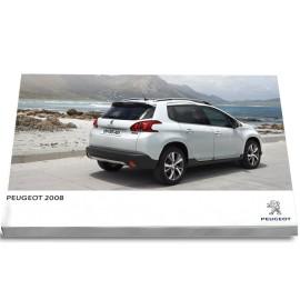 Peugeot 2008 +Nawigacja+Radio Instrukcja Obsługi