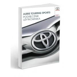 Toyota Auris Touring Sport od 2015 Instrukcja Obsługi