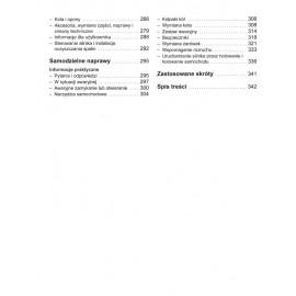 Volkswagen VW Polo Cross 09-13 Nowa Instrukcja Obsługi