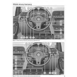 Volkswagen VW Polo 2009-2013 Instrukcja Obsługi