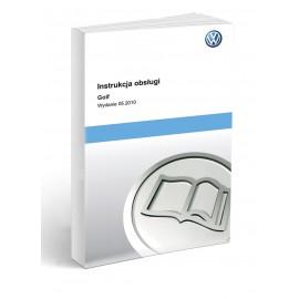 Volkswagen VW Golf VI 5d 08-13+Radio Instrukcja Obsługi