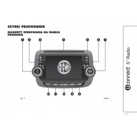 Alfa Romeo Mito Nawigacja uConnect Instrukcja Obsł