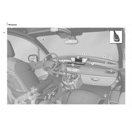 Peugeot 807 Lift+ Nawigacja Nowa Instrukcja