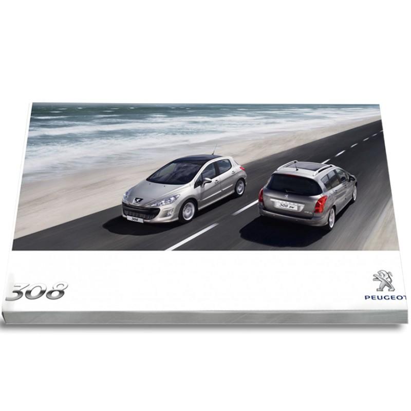 Peugeot 308 2007-10 +Nawigacja Instrukcja Obsługi