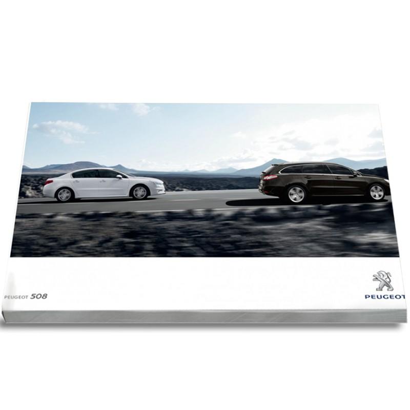Peugeot 508+Radio+ Nawigacja Nowa Instrukcja