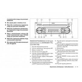 Nissan Micra K12 2003-2010+Radio Instrukcja Obsługi