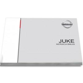 Nissan Juke + Nawigacja Nowa Instrukcja Obsługi
