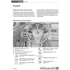 Bmw 6 F13 Coupe Instrukcja Obsługi /2012/