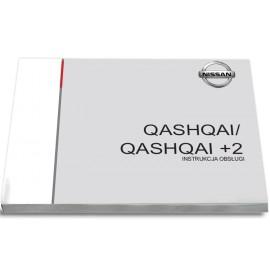 Nissan Qashqai 2009-2013+Radio Instrukcja Obsługi