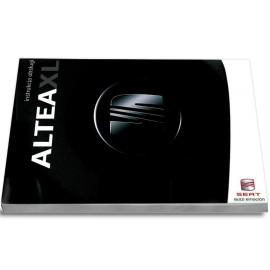 Seat Altea XL 2006 - 2009 Nowa Instrukcja Obsługi