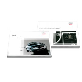 Audi A4 Sedan 04-08+ Nawigacja RNS-E Instrukcja Obsługi