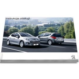 Peugeot 207+Radio+Nawigacja Instrukcja Obsługi