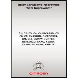 Citroen 16 Modeli Sam Naprawiam Naprawa C4 C5 C6