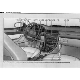 Audi A6 Allroad 1999-2005 Nowa Instrukcja Obsługi