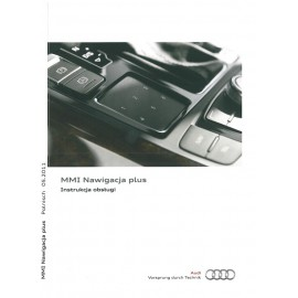 Audi A8 D4 10-14 +Nawigacja MMI 3G Instrukcja Obsługi
