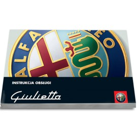 Alfa Romeo Giulietta+Radio Nowa Instrukcja Obsługi