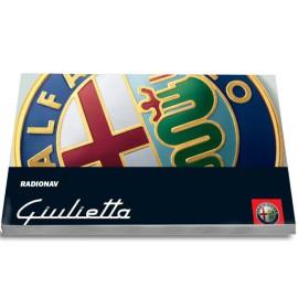 Alfa Romeo Giulietta Nawigacja+Radio Instrukcja Obsługi